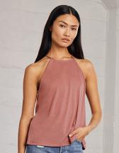 Women´s Flowy High Neck Tank