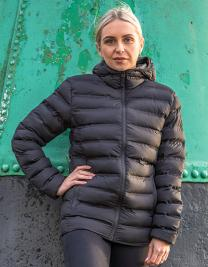 Ultrasonic Hooded Coat